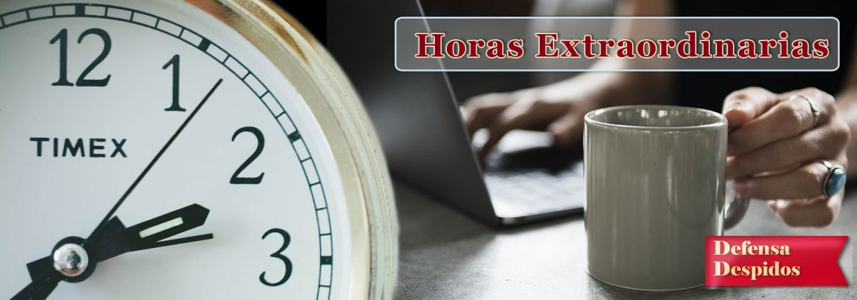 Cómo calcular y cobrar las horas extraordinarias